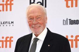 Oldest Oscar winner: actor Christopher Plummer dead