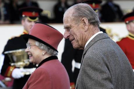 Queen Elizabeth II remembers Prince Philip as a globetrotter