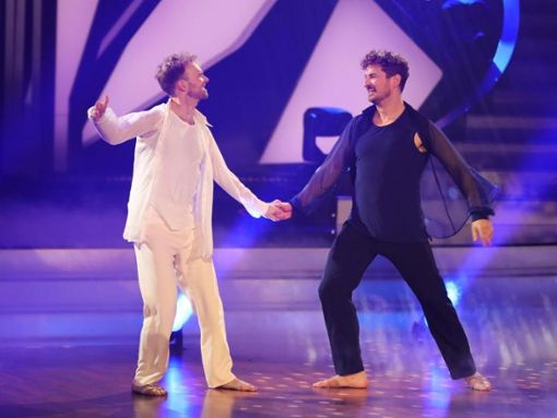 RTL Dance Show: Kai Ebel - Running Without Entertainment