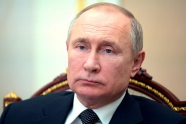 """Russia: Vladimir Putin wants to present list of """"unfriendly foreign states"""""""