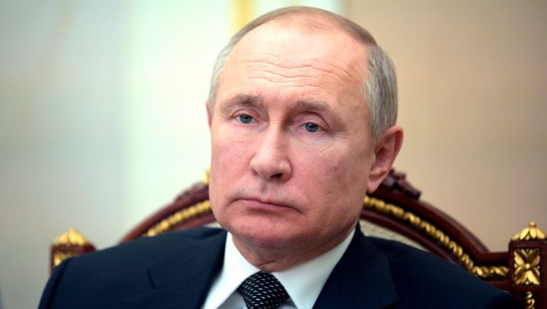 "Russia: Vladimir Putin wants to present list of ""unfriendly foreign states"""