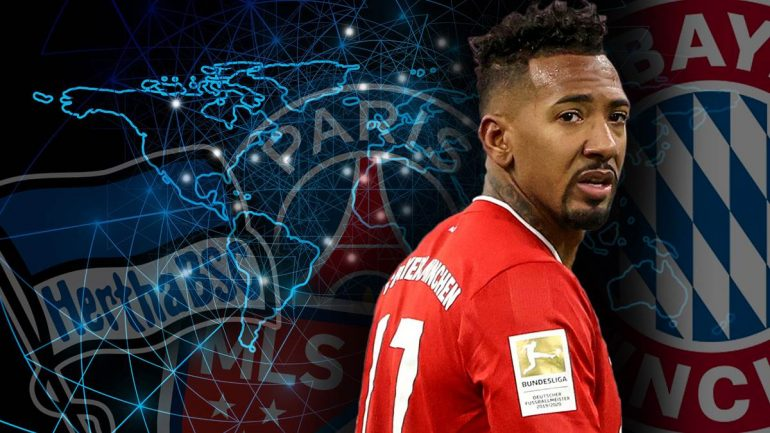 Scenario Three: How it can run for Jerome Boateng after saying goodbye to FC Bayern