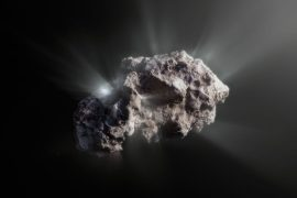 "Scientists say rogue comet 2I / Borisov is ""the most ancient"" in the United States"