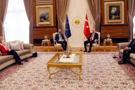 Sofagate: Turkey dismisses allegations made by EU commission chief