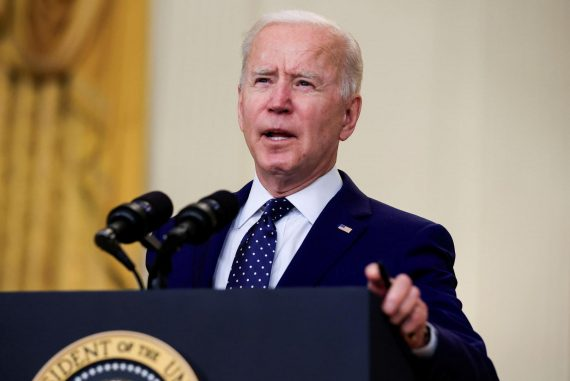 US President Joe Biden Follows Trump Quota on Refugees