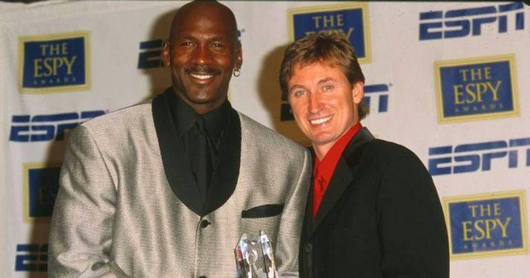 Veni Gretzky Temsport ahead of Goat Brady and Jordan?  He speaks for her
