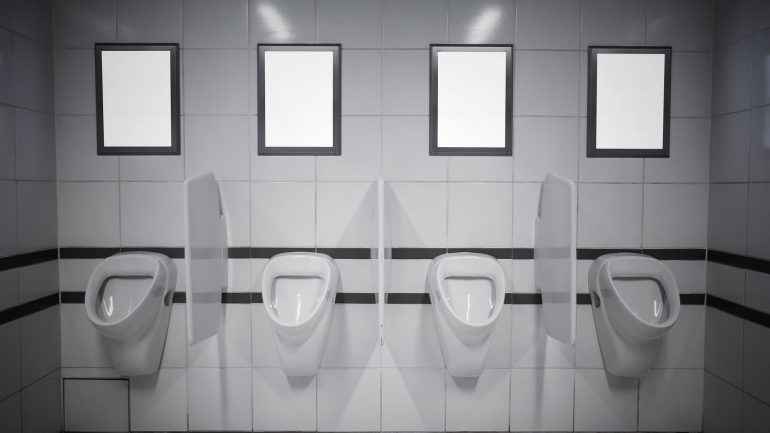Virus Throwers: High Levels of Aerosol in Public Toilets