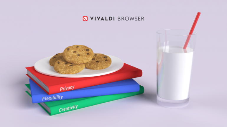 Vivaldi's update may block cookie dialogs and banners