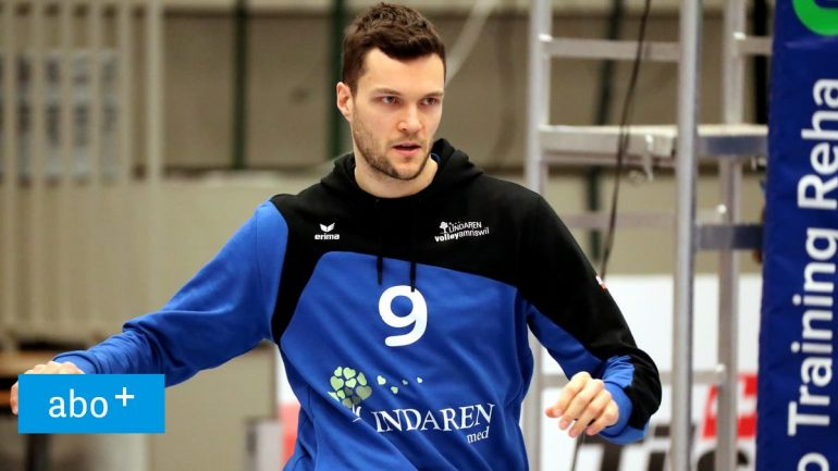 Volleyball - Pyros, Stinky Fingers And A Punch In The Face: Volley Emarisvils Thomas Zass Has Seen A Lot After The Volley Final