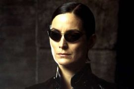 What happened to Carrie-Anne Moss?