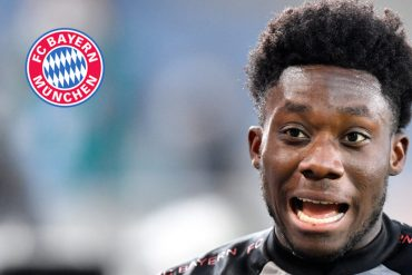 Bayern's young Alfonso Davis is making history with Canada