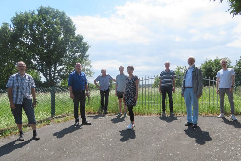 Status Report of the Spatial and Environmental Planning Working Group, Windhagen