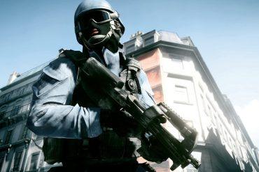 Screenshot from Battlefield 6 leaked • Eurogamer.de