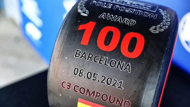 Pirelli - Lewis Hamilton - GP Spaniard 2021