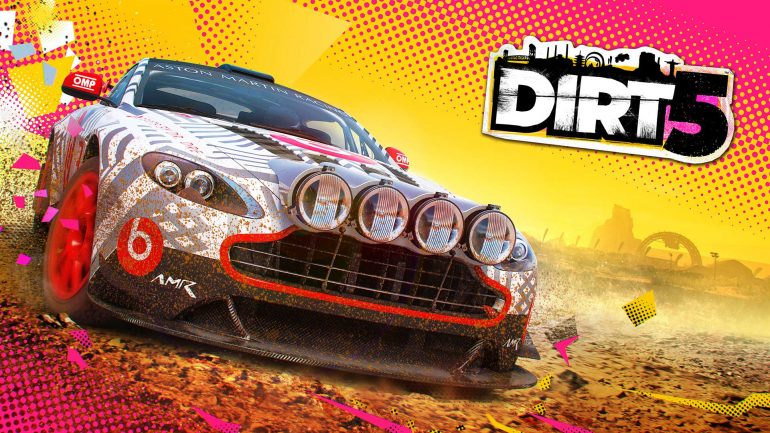 DIRT 5 - Red Bull Revolution Update Available Now