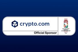 IIHF signs sponsorship agreement for World Cup with Crypto.com