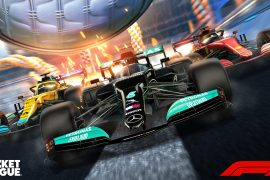 Rocket League - Formula 1 Fan Pack will be available from May 20