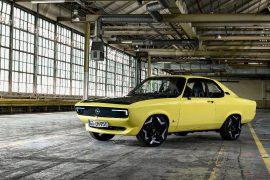 Electric Classics: Opel Manta GSE - Electric Rebirth