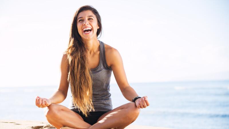 Balance: Meditation and sleep