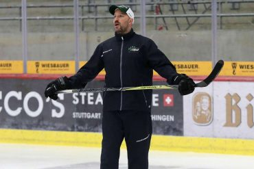 New number two in the bank - EC Bad Nauheim signed DEL 2 experienced assistant trainers