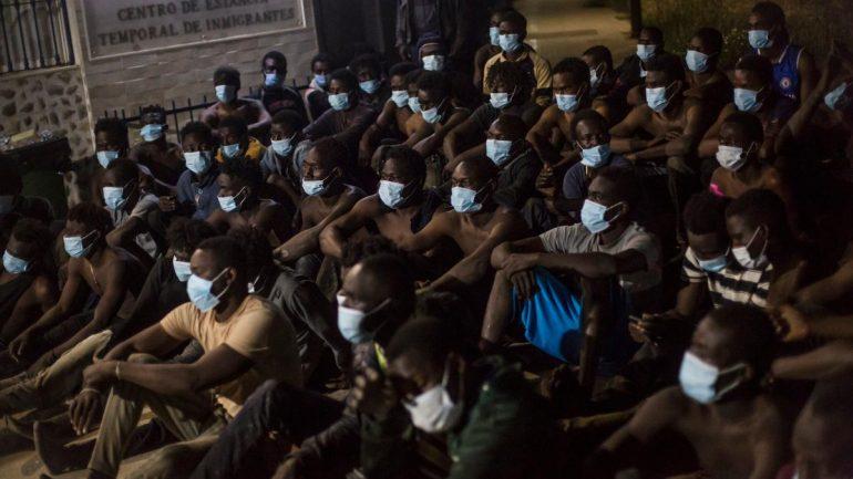 Melilla: 70 expatriates arrive in Spanish exclave via Morocco