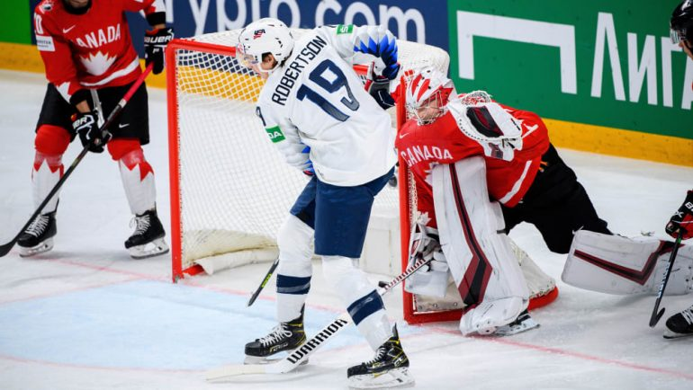Canada loses prestige duel and is under pressure against DEB team