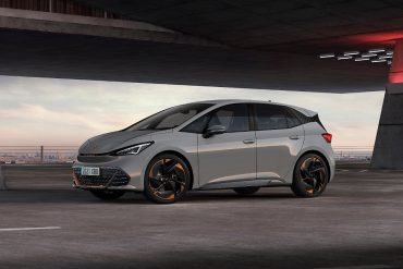 Only sportier as the top version: Cupra Bourne - ID.3 from Spain