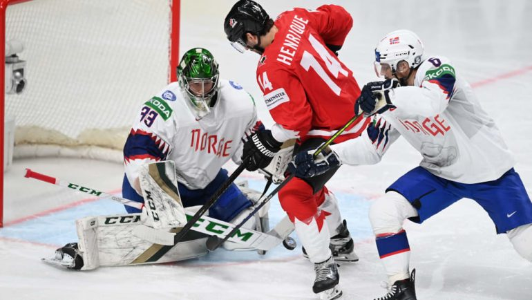 Canada fights for their first success in the fourth game