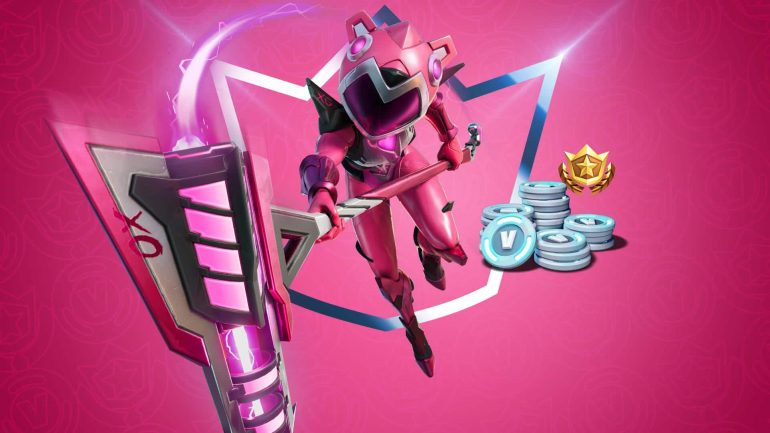 """New Fortnite Crew Pack - """"Mecha Cuddle Master"""" activated in June"""