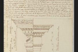 Art History / Archeology: The project examines copies of famous art historian Winkelmann