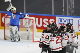 Canada overtakes Italy and finishes fourth