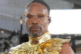 Actor Billy Porter made his HIV infection public