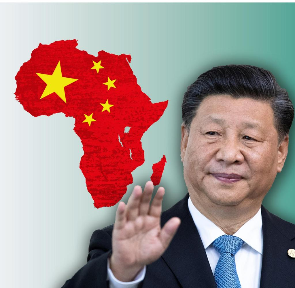 Now China's President Xi Jinping has a strong hold on Africa