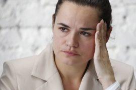 Belarus: Svetlana Tichanovskaya calls for global protest