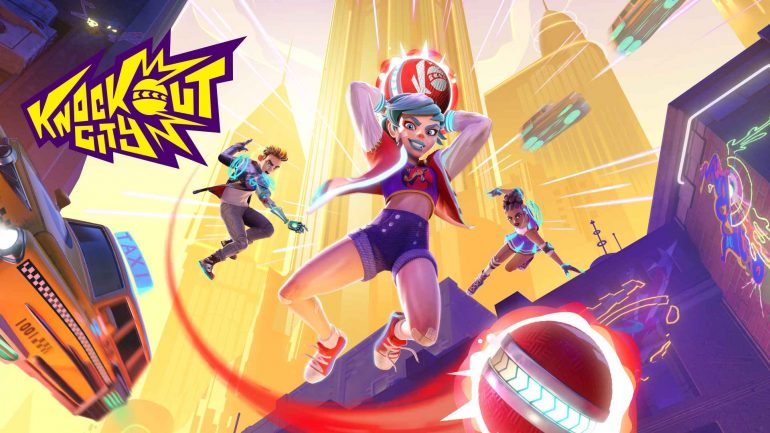 Block Party Launches Knockout City • 10-Day Free Trial to Launch Nintendo Connect