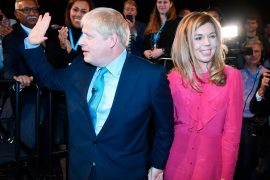Boris Johnson: What is Carrie Symonds' role in renewal?