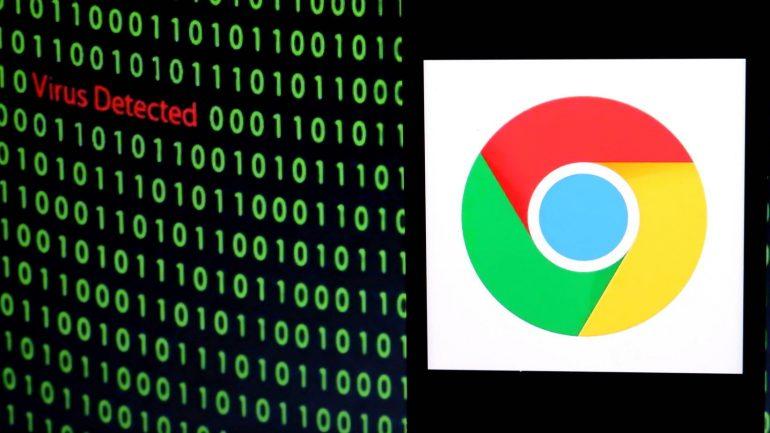 Chrome browser crashes on Windows 10 due to error