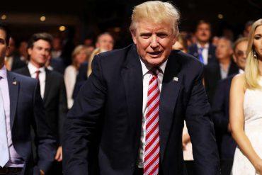 Donald Trump's family business like mafia organization