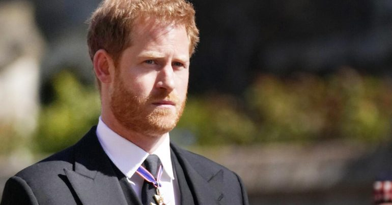 """Former presenter Piers Morgan strongly criticized Prince Harry: """"disgusting and malicious"""""""