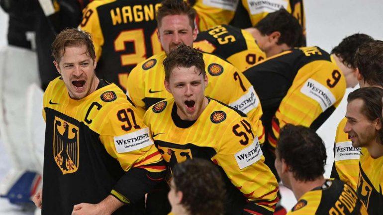 German Ice Hockey: Memories of the 2018 Olympics