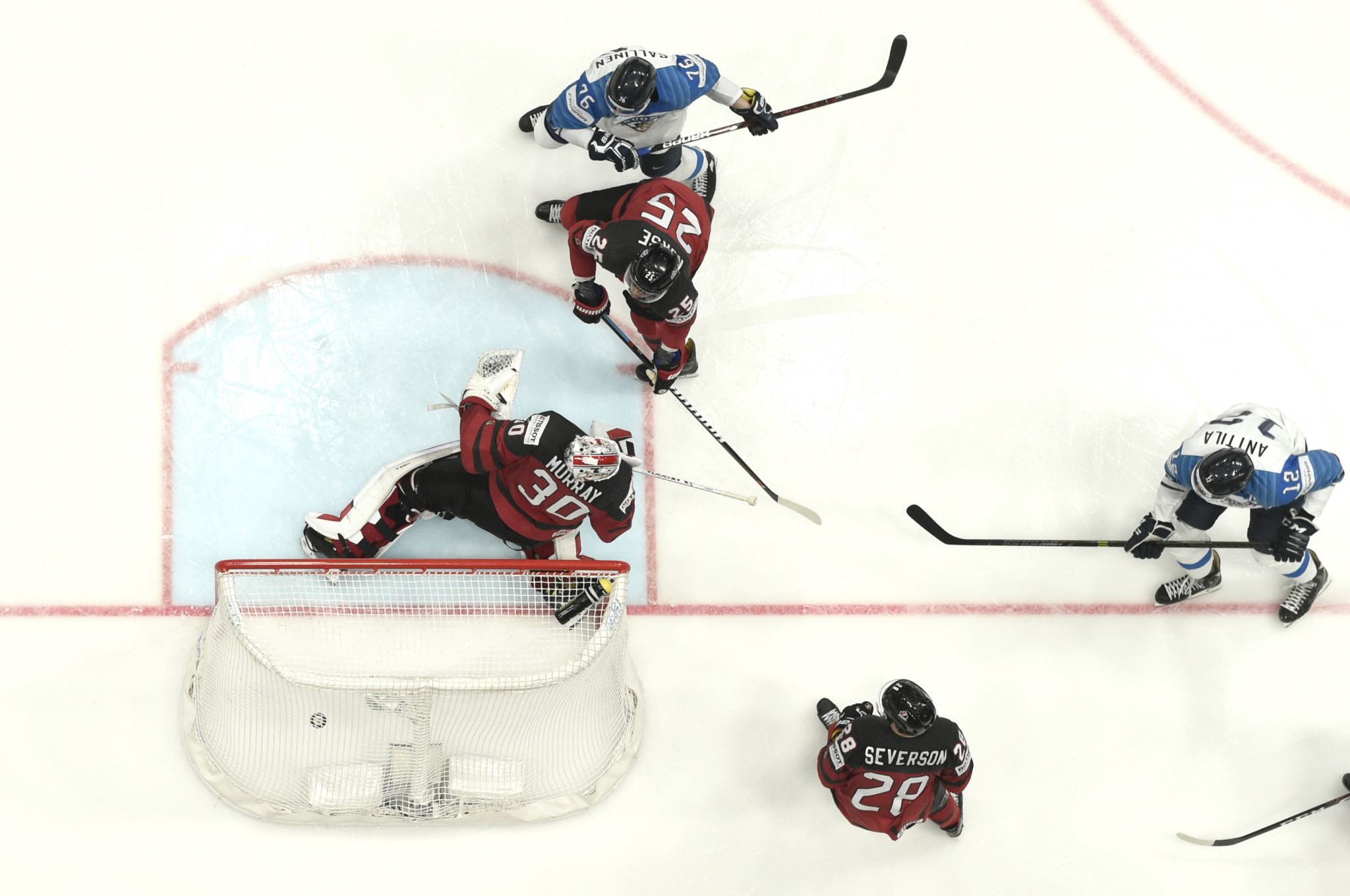 IIHF's sponsorship deal with crypto.com will be announced ahead of this year's World Cup, opening on Friday.  © Getty Images