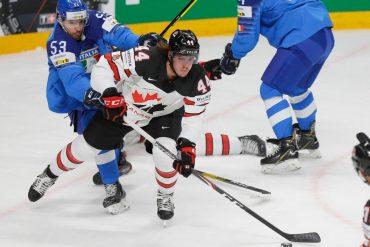 Ice Hockey World Championship: Canada defeated Italy, Switzerland Belarus - Fugitive win against ice hockey