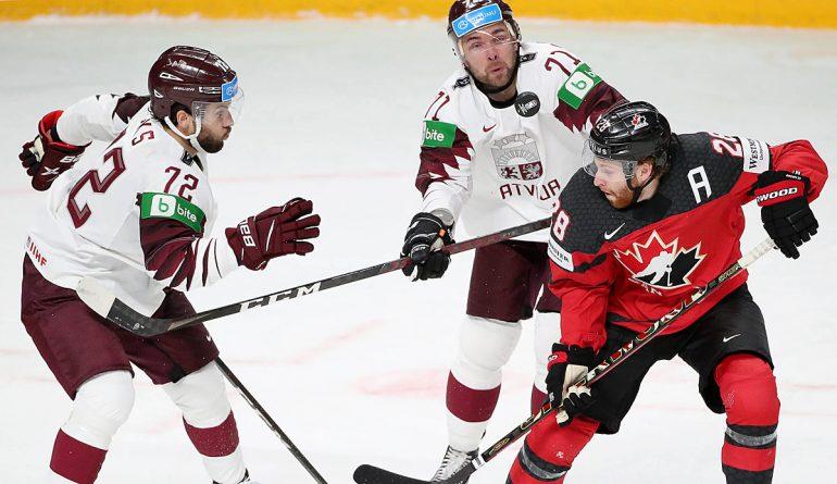 Ice Hockey World Championship: Latvia shocked with victory against Canada
