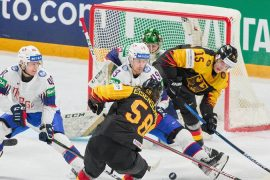 Ice Hockey World Cup: Germany - Canada TV, Stream, Live on Ticker