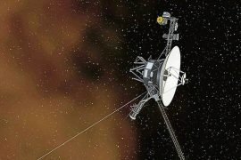Interstellar reading: Space probe measures knowledge of distant space