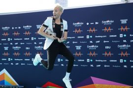 """Jendrick's defeat in the Eurovision Song Contest: """"I am happy"""""""