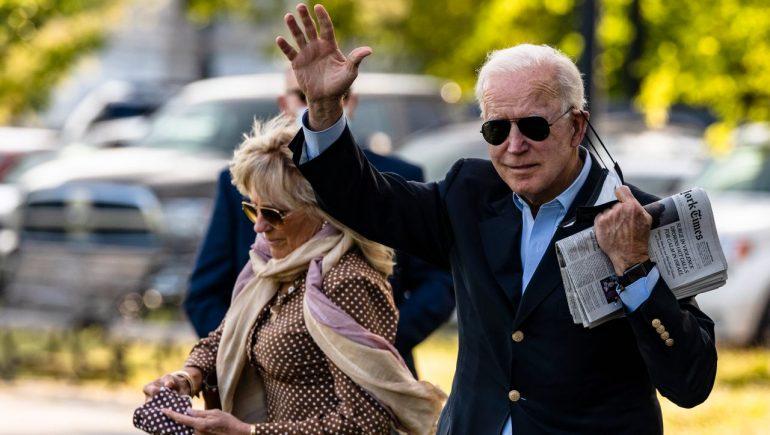 Joe Biden withdraws Donald Trump's decree on social media