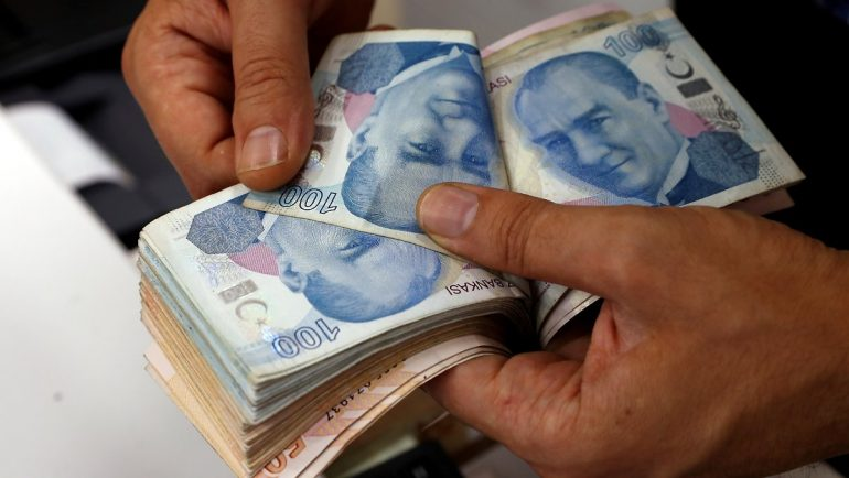 Lira Recession: Turkey's Currency At Record Low