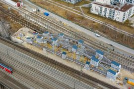 Munich: Second S-Bahn Main Line: Coarse Rescheduling Room