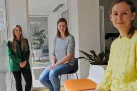Old city managers are the first to use coworking space